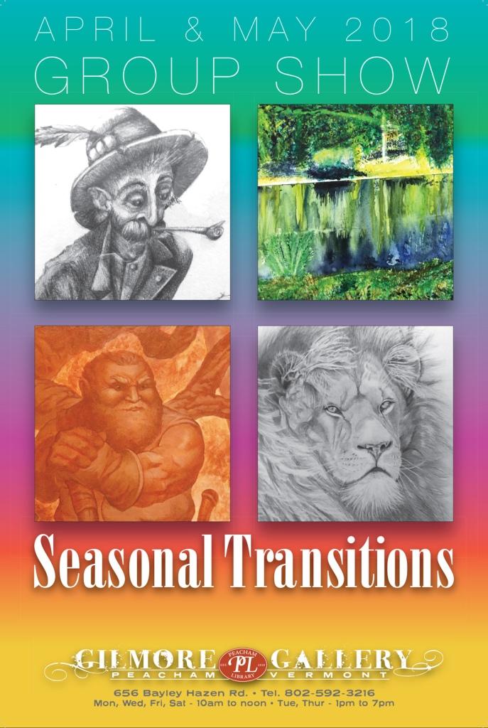 SeasonalTRansitionsSHow032918Art